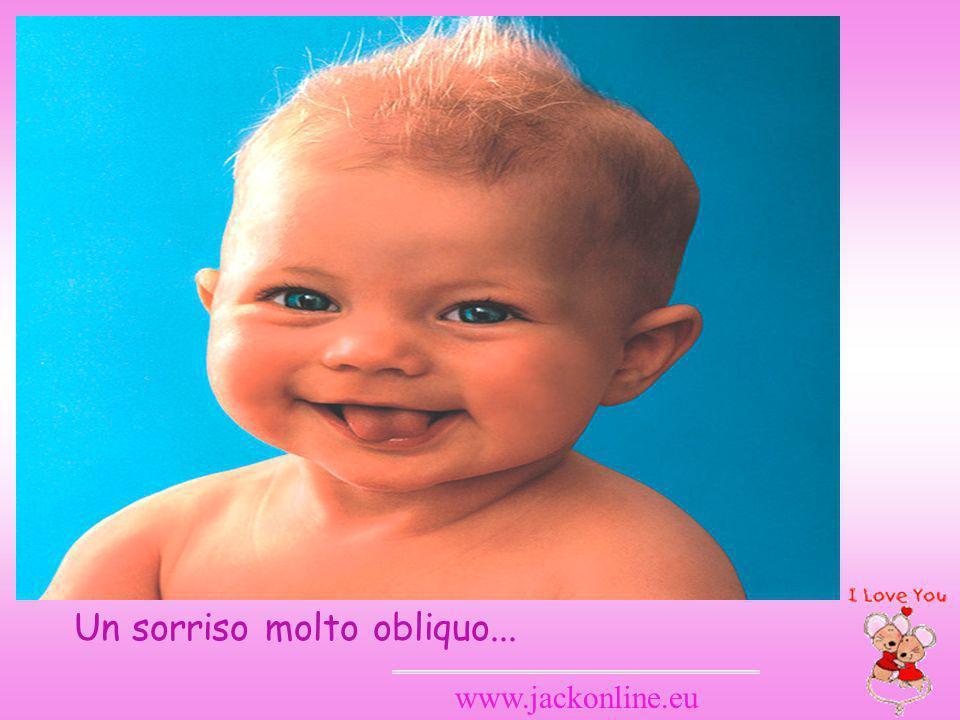 www.jackonline.eu Un sorriso molto obliquo...