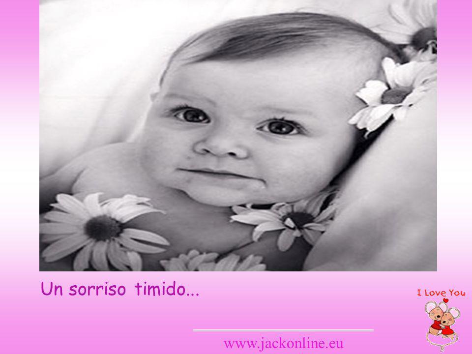www.jackonline.eu Un sorriso timido...
