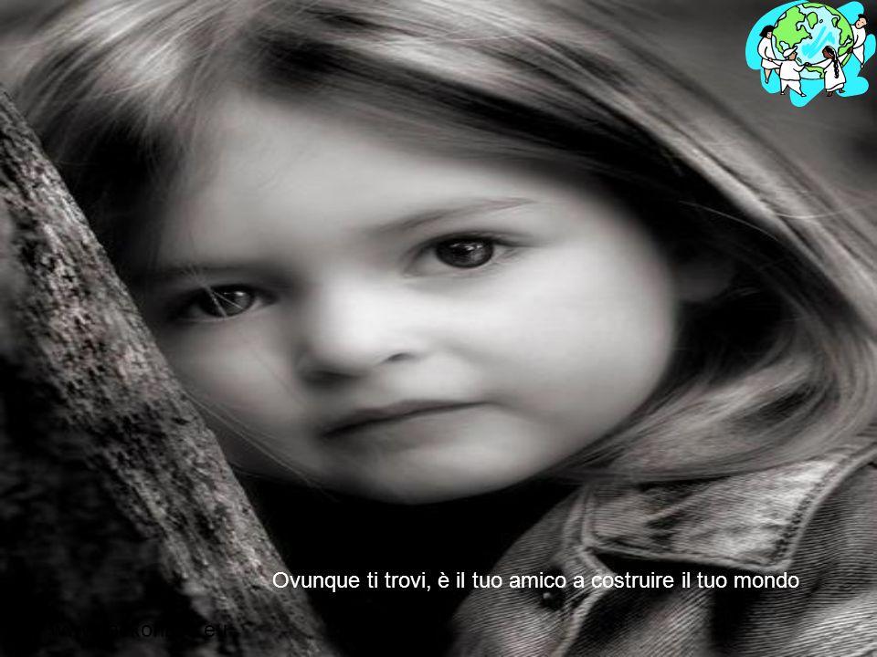 www.jackonline.eu I veri amici sono quelli che si scambiano reciprocamente fiducia, sogni e pensieri, virtù, gioie e dolori; sempre liberi di separarsi, senza separarsi mai.