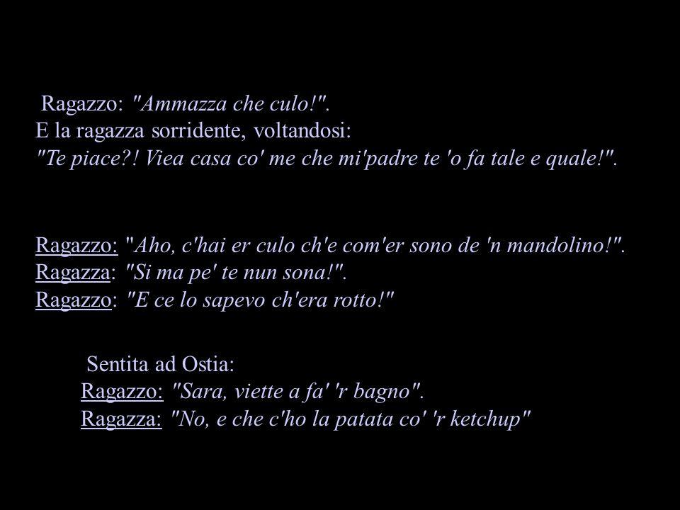 Ragazzo: