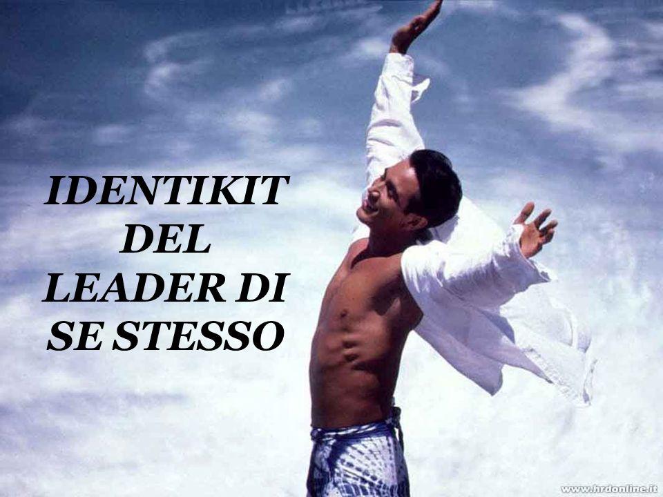 IDENTIKIT DEL LEADER DI SE STESSO