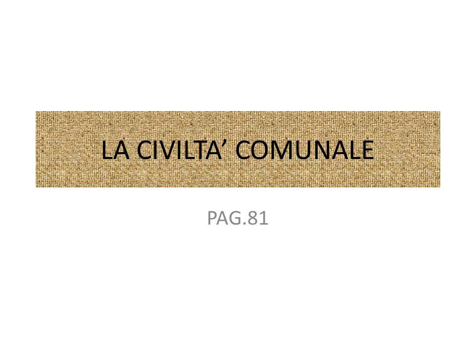LA CIVILTA COMUNALE PAG.81