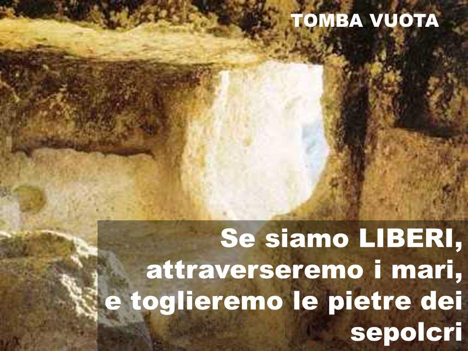 Llosa de la sepultura de Jesús Chiesa del S. Sepolcro siamo testimoni di risurrezione