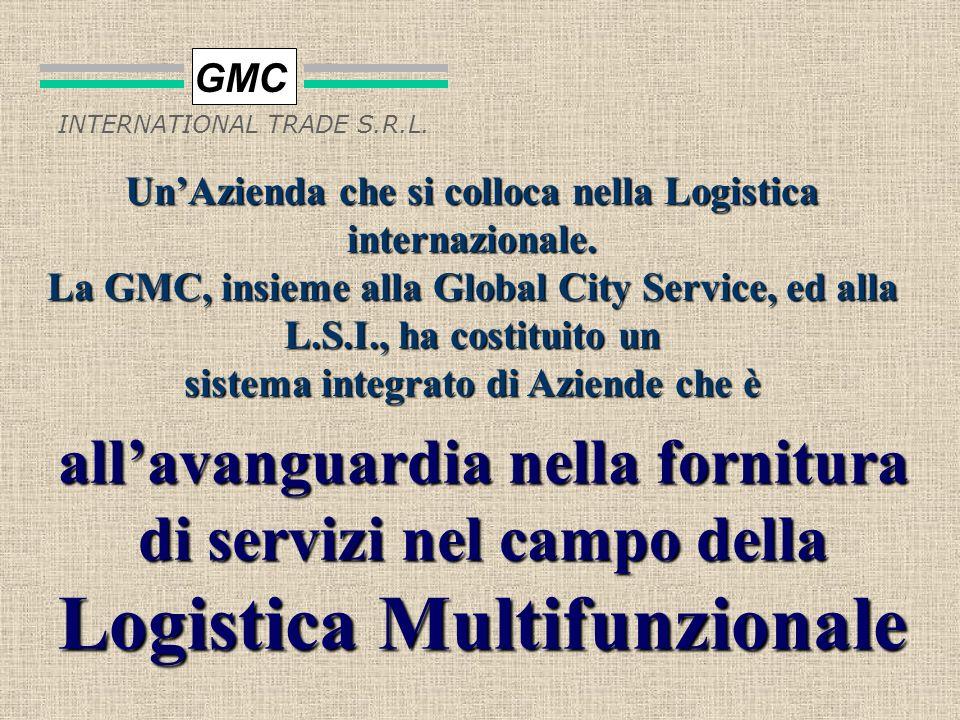 GMC INTERNATIONAL TRADE S.R.L. CHE COSÈ?