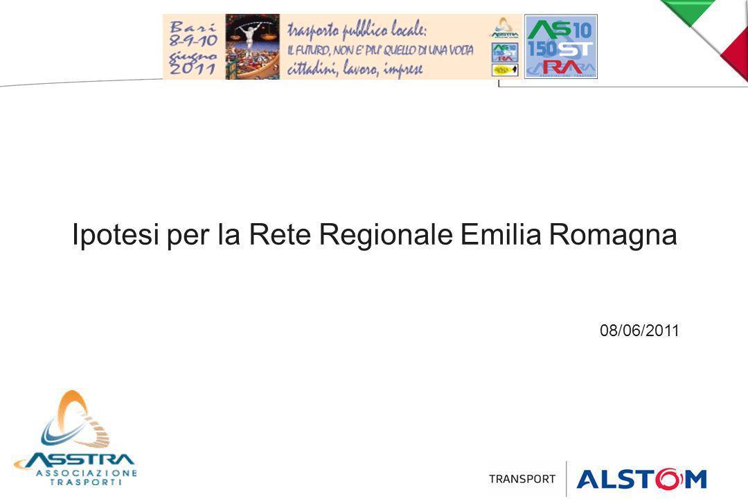08/06/2011 Ipotesi per la Rete Regionale Emilia Romagna