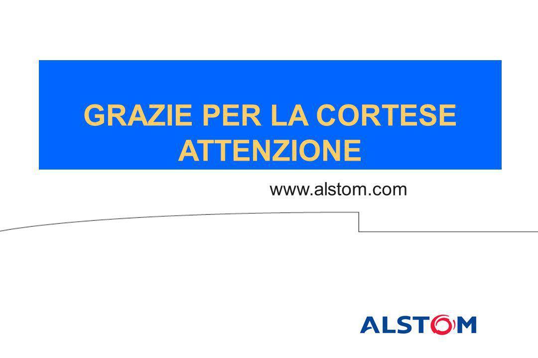 www.alstom.com GRAZIE PER LA CORTESE ATTENZIONE