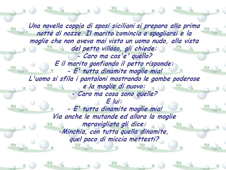 -Sapete perché i poliziotti napoletani scrivono Nino D'angelo sulle loro macchine? - Perché gli inglesi ci scrivono