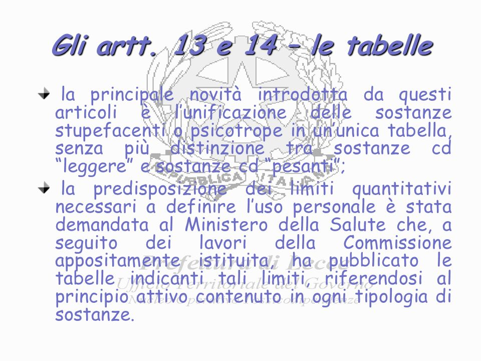 Gli artt.113 -116 e 117 attribuzioni degli enti locali Gli artt.