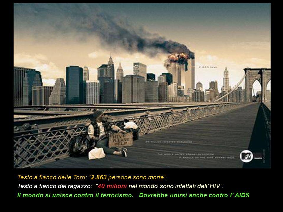 Questa pubblicità della MTV è stata proibita dal governo americano. E passata una sola volta...