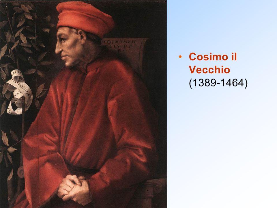 Cosimo il Vecchio (1389-1464)