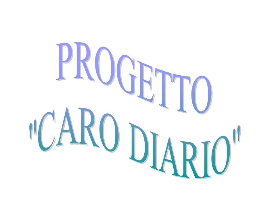 A conclusione del Progetto Caro Diario ripercorri, insieme alla tua mamma, le tappe salienti del periodo dellattesa e della tua nascita.