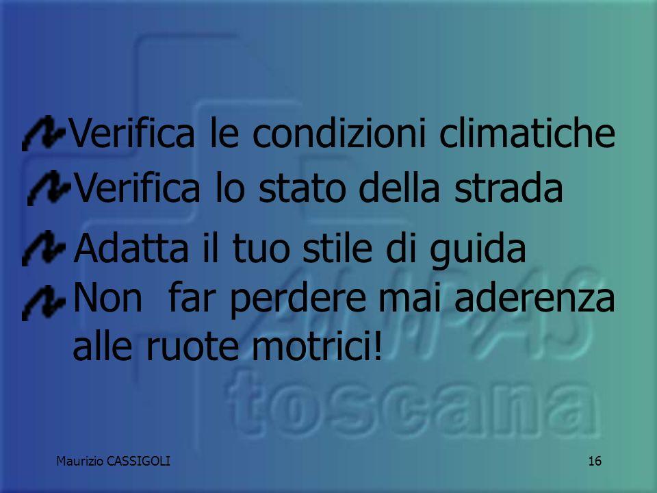 Maurizio CASSIGOLI15PARTENZA