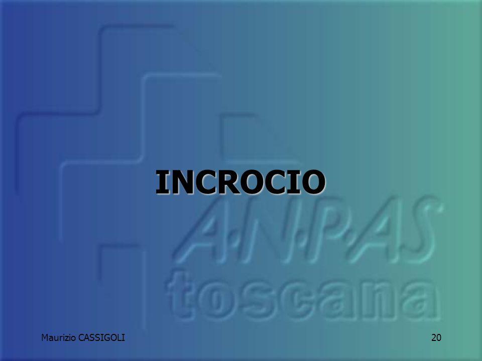 Maurizio CASSIGOLI19
