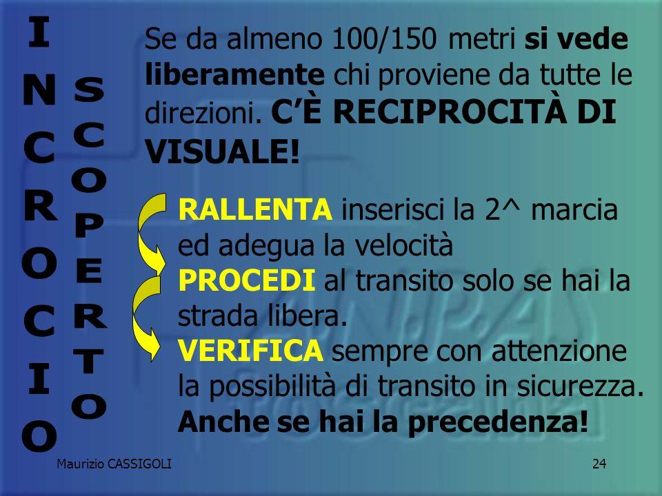 Maurizio CASSIGOLI23