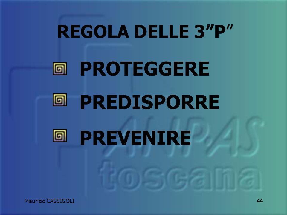 Maurizio CASSIGOLI43 ARRIVO SULLA SCENA DELLEVENTO E POSIZIONAMENTO
