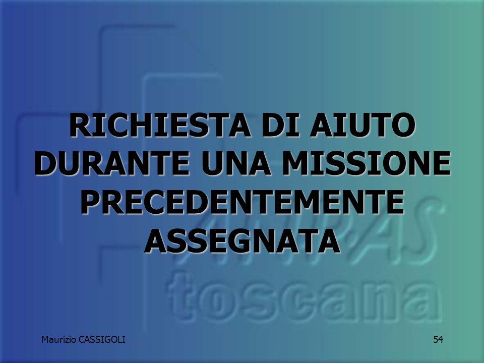 Maurizio CASSIGOLI53 IN OGNI CASO PROCEDI SEMPRE E COMUNQUE A PASSO DUOMO