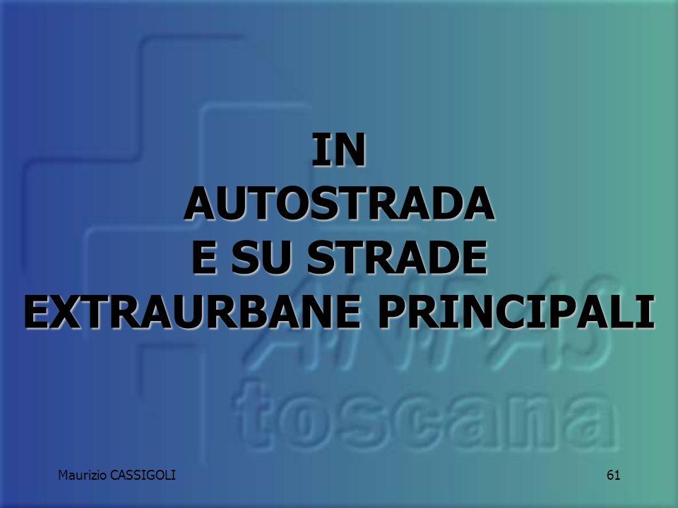 Maurizio CASSIGOLI60 La ragione non si conquista con la prepotenza o alzando la voce ma solo a seguito di un precedente comportamento stradale corrett