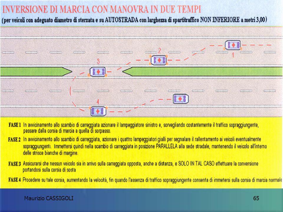 Maurizio CASSIGOLI64 ATTENZIONE! In considerazione del contesto dove vengono eseguite dette manovre, esse sono da considerarsi ad alto/altissimo risch