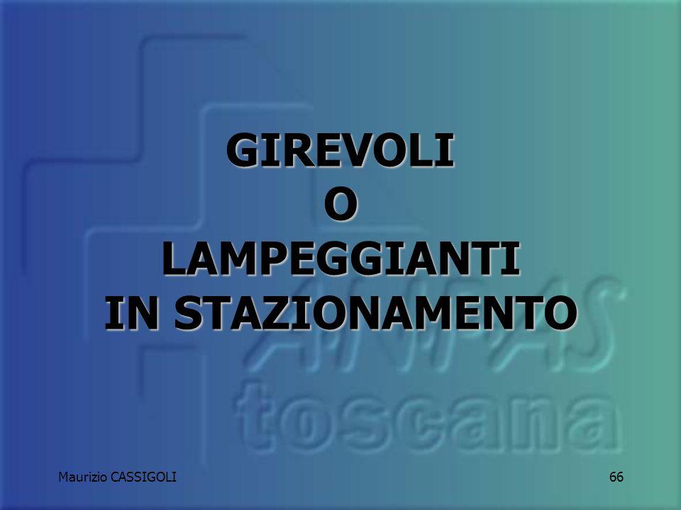 Maurizio CASSIGOLI65