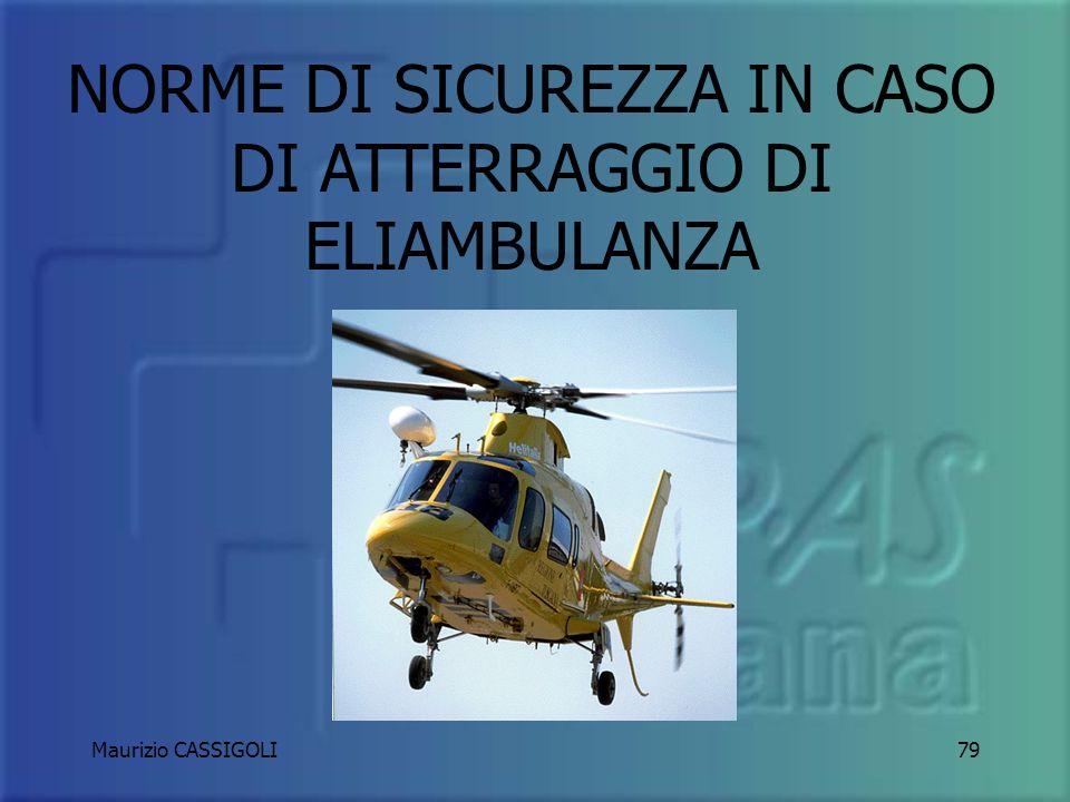Maurizio CASSIGOLI78 NO.