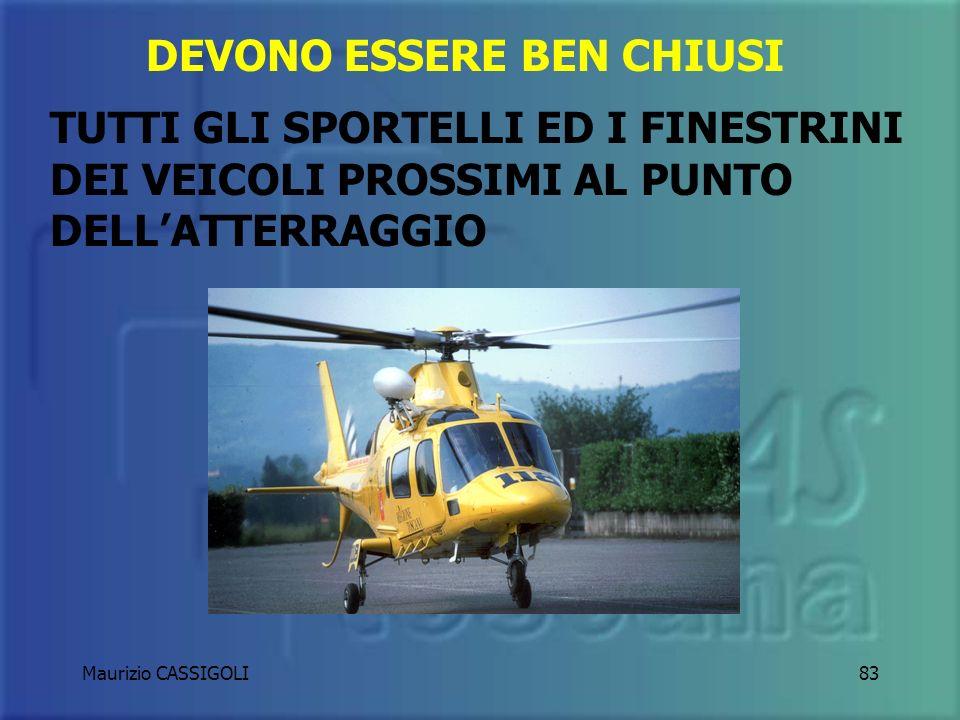 Maurizio CASSIGOLI82 TRANCIACAVI SU BK 117