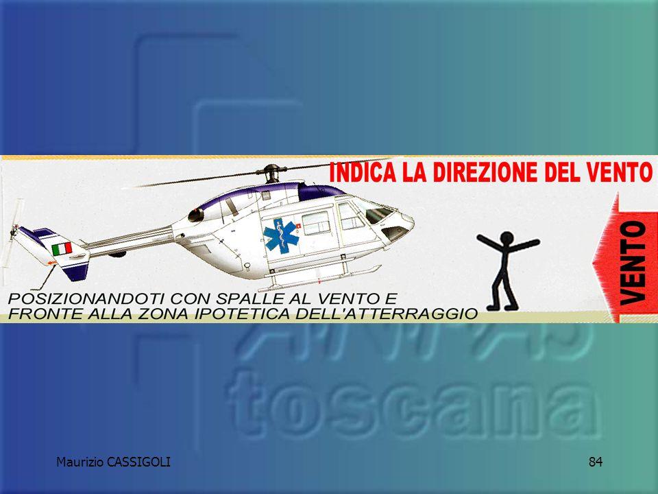 Maurizio CASSIGOLI83 TUTTI GLI SPORTELLI ED I FINESTRINI DEI VEICOLI PROSSIMI AL PUNTO DELLATTERRAGGIO DEVONO ESSERE BEN CHIUSI