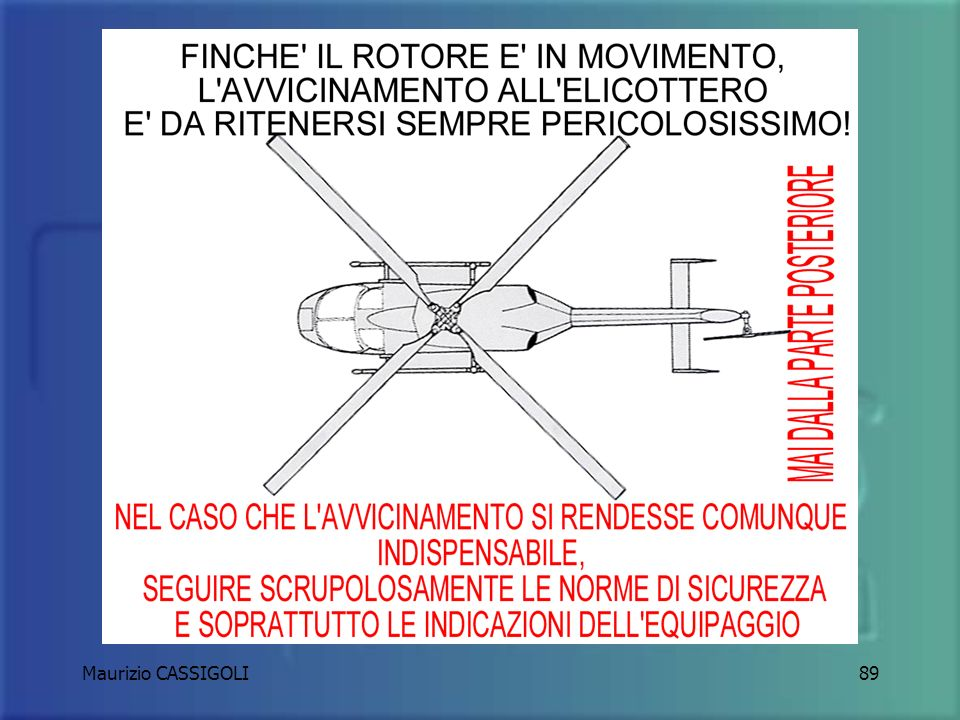 Maurizio CASSIGOLI88 IL LAMPEGGIO ROSSO DEL BEACON SIGNIFICA CHE LAEROMOBILE È IN MOTO OPPURE, SE SPENTO, È IN PROCINTO DI ESSERE AVVIATO MASSIMA ATTENZIONE .