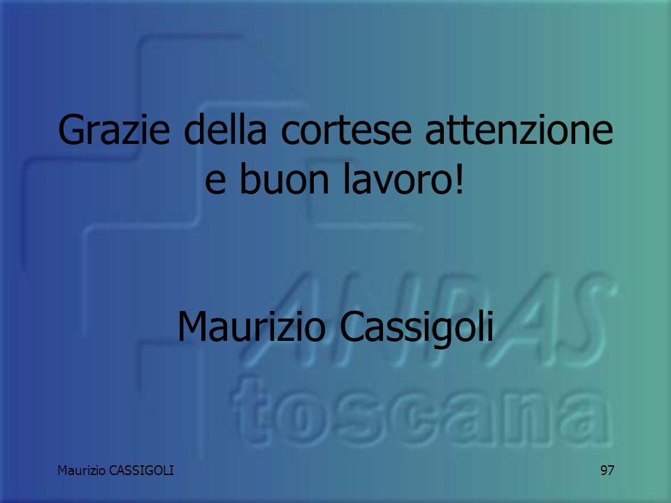Maurizio CASSIGOLI96 LINTESA CON IL PERSONALE DI BORDO È INDISPENSABILE.