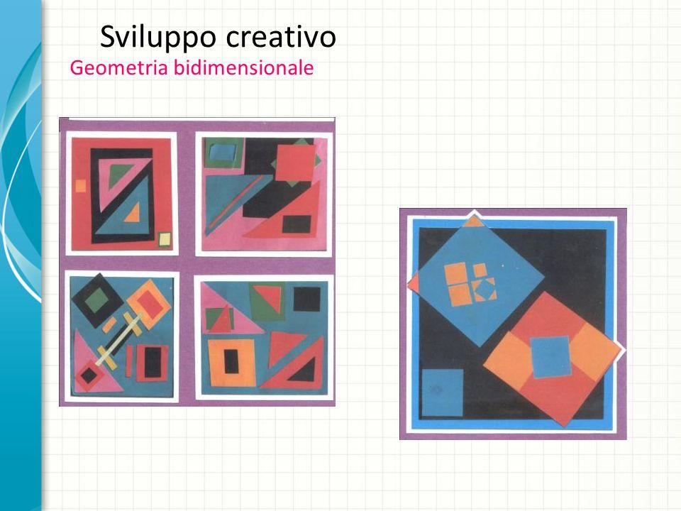Sviluppo creativo Geometria bidimensionale