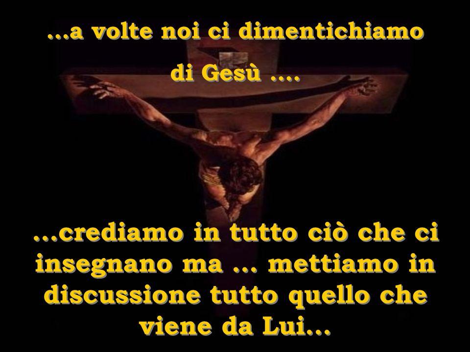 Detto fatto.Detto fatto. …e... Gesù pagó il prezzo della nostra salvezza !!.