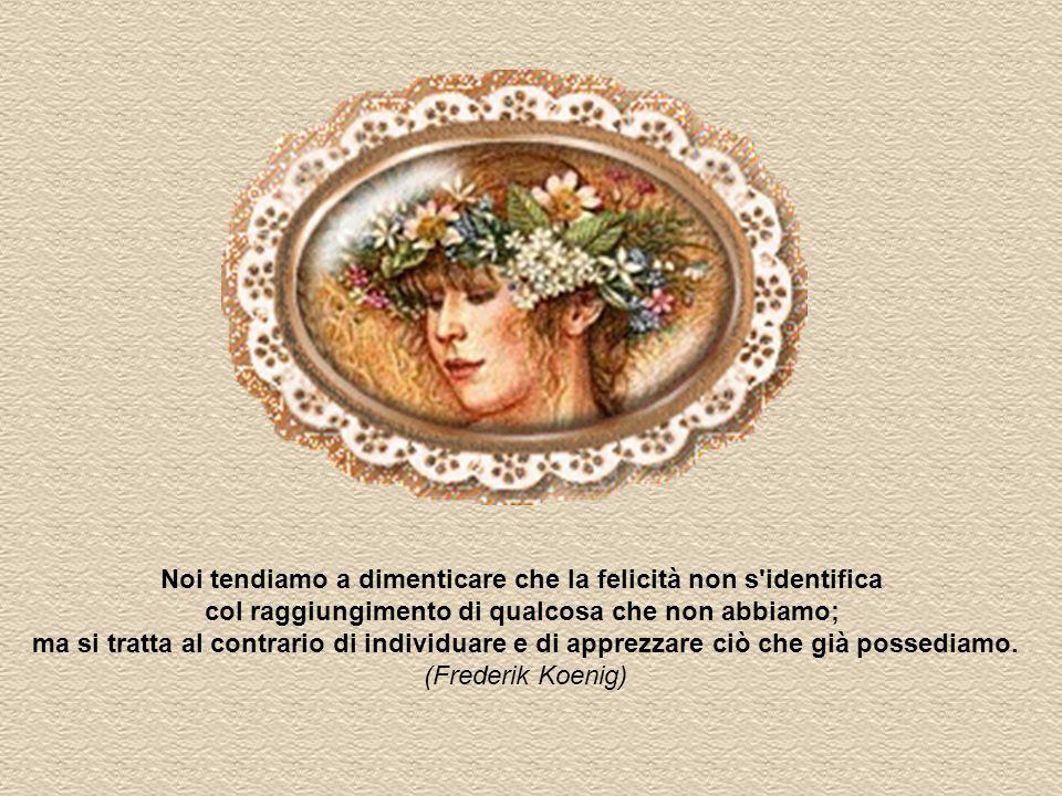 La felicità non è data da certe circostanze, ma piuttosto da certe attitudini. - Hugh Downs -