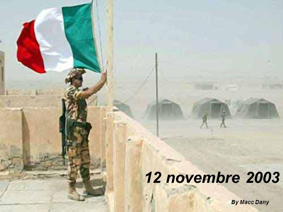 12 novembre 2003 By Macc Dany