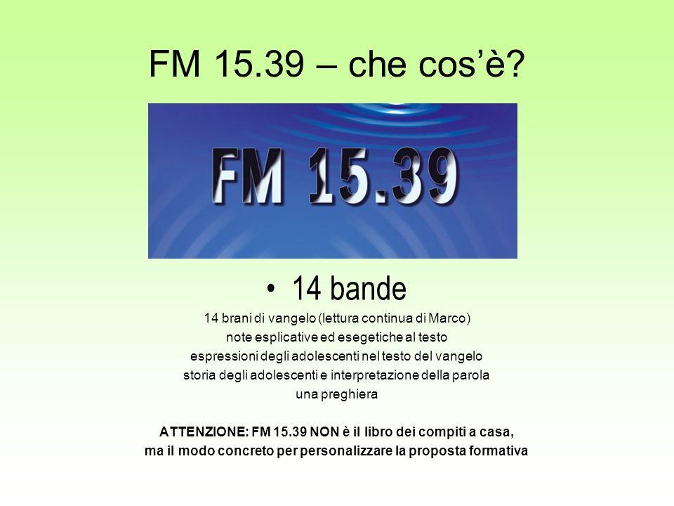 FM 15.39 – che cosè.
