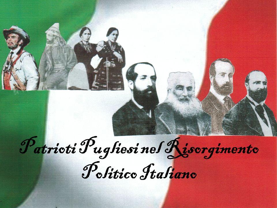 A differenza di altre regioni meridionali che possono vantare diverse figure, la Puglia produsse una sola brigantessa.