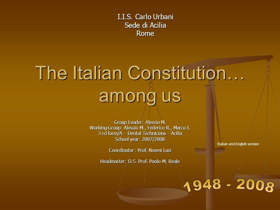 Sitografia/Websites used http://www.associazionedeicostituzionalisti.it /dibattiti/laicita/lariccia2.html