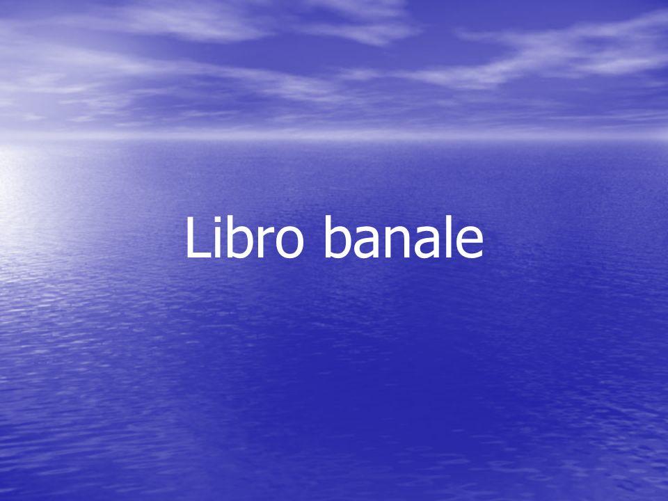 Libro banale