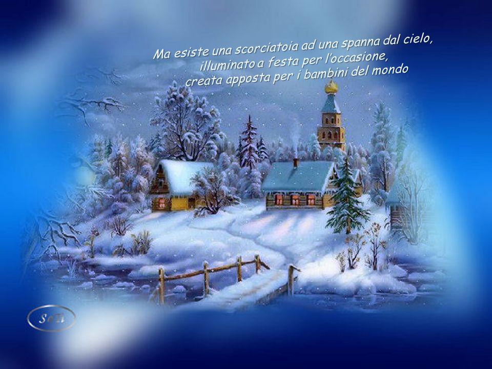 E lunga la strada per arrivare alla capanna di Betlemme e siamo in tanti in cammino: tutti in viaggio per arrivare a Natale, per abbracciare quel Bimb