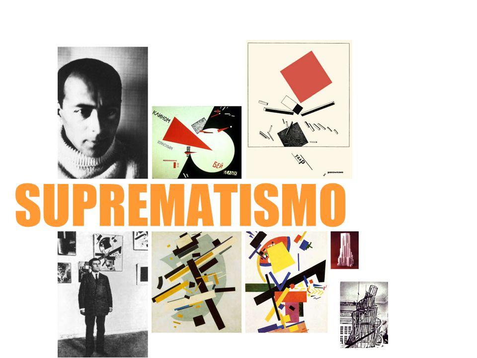 Tatlin El Lisitskij Kazimir Malevic SUPREMATISMO