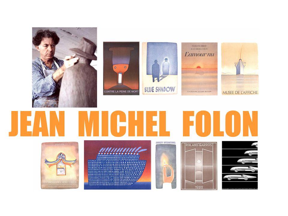 JEAN MICHEL FOLON