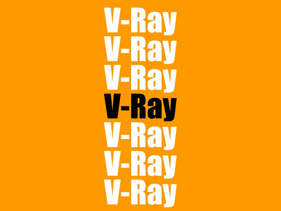 V-Ray presenta il vantaggio di diverse funzionalità aggiuntive e plug- in integrate, grande compatibilità con molti materiali di 3D Studio, un ottimo sistema di illuminazione e cineprese dedicate.