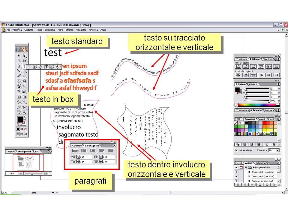penna e strumenti di editing vertici