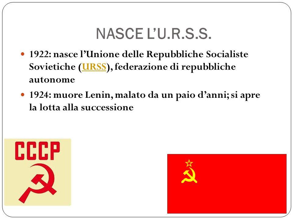 NASCE LU.R.S.S.