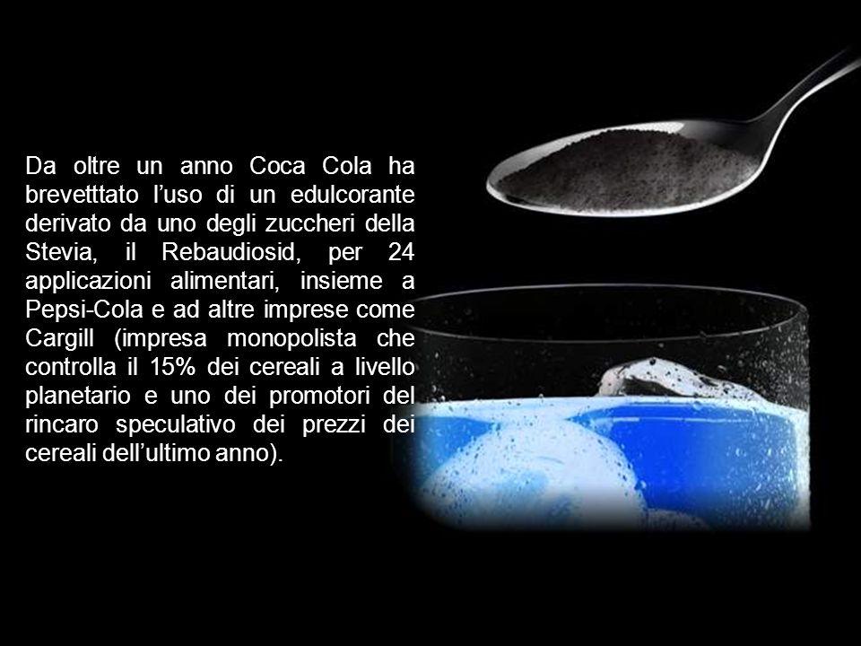 Credo che stiano sperando che Coca Cola, Danone, Nestle, Roche e altre macro-imprese alimentari e farmaceutiche abbiano una produzione sufficientemente preparata per invadere il mercato europeo e venderci Coca Cola, yogurt antidiabetici e complementi dietetici a base di Stevia transgenica.