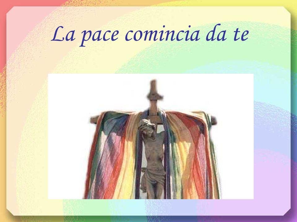 Eppure luomo è per la pace, lumanità va verso la pace, la storia diventerà pace per tutti