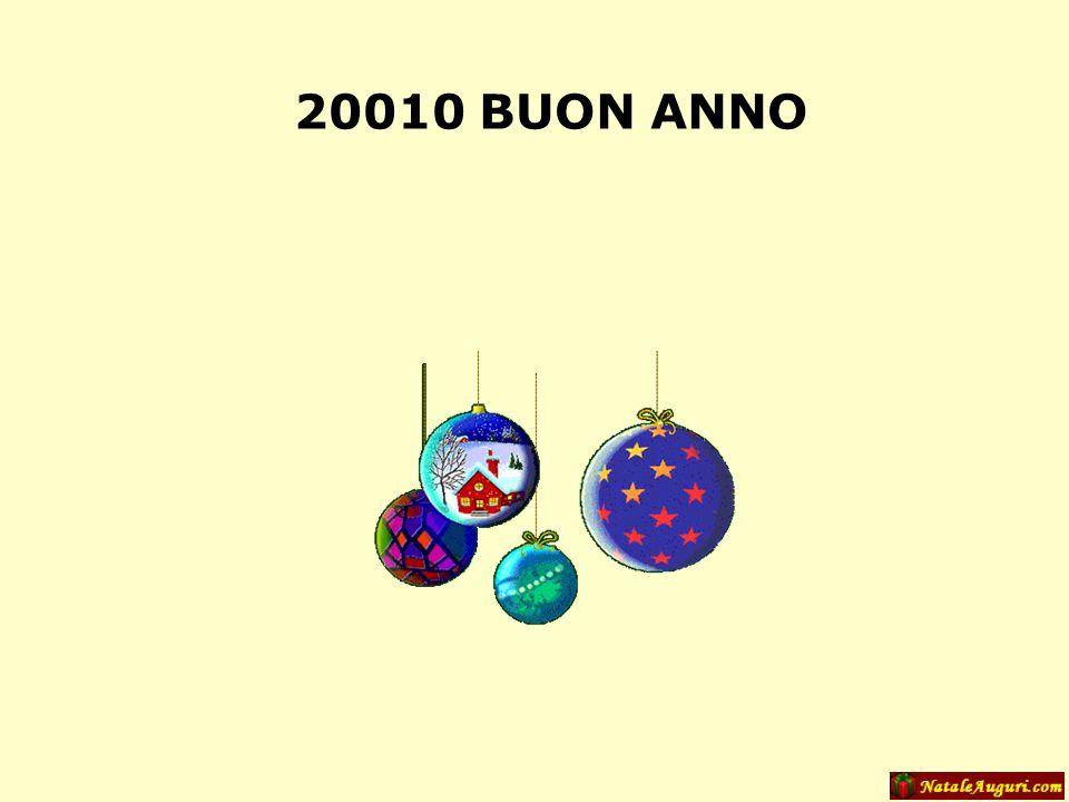 20010 BUON ANNO