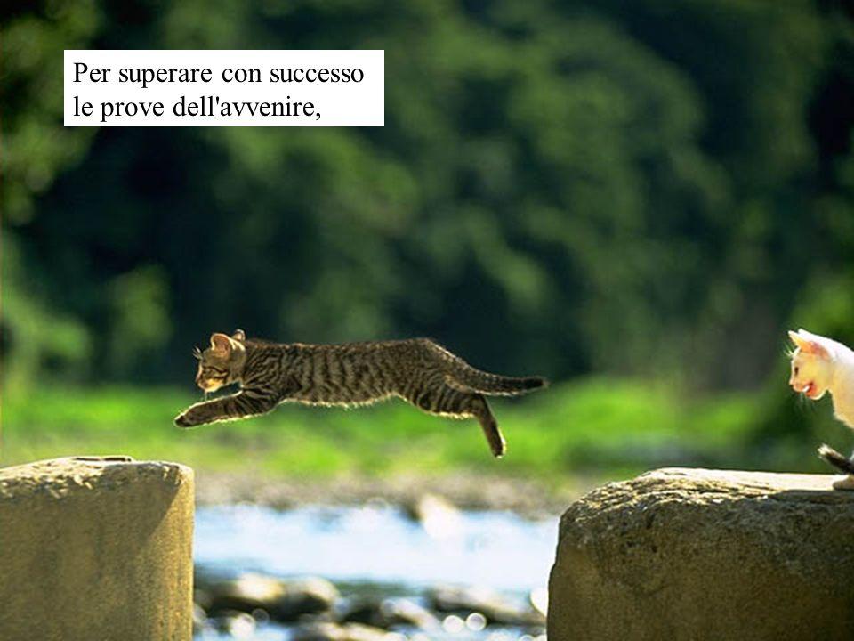 Per superare con successo le prove dell avvenire,