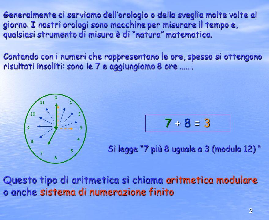 2 Generalmente ci serviamo dellorologio o della sveglia molte volte al giorno. I nostri orologi sono macchine per misurare il tempo e, qualsiasi strum