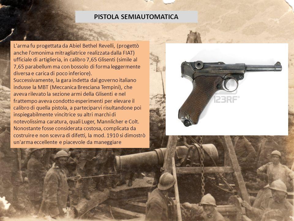 FUCILE Lo Springfield M1903 (United States Rifle, Caliber.30, Model 1903) è un fucile bolt-action utilizzato dagli Stati Uniti durante la prima guerra mondiale.