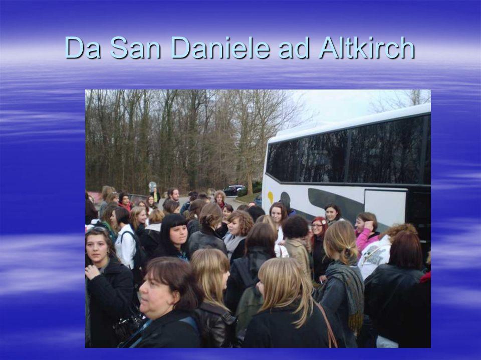 Da San Daniele ad Altkirch