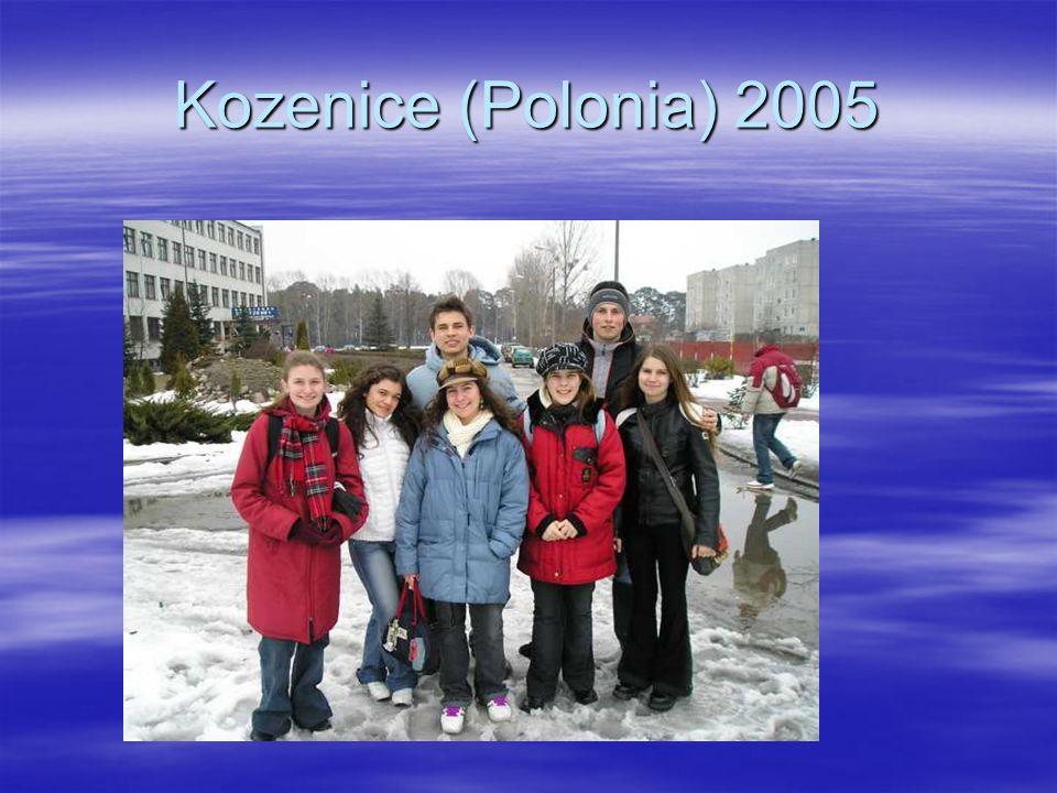 Kozenice (Polonia) 2005
